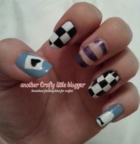 Alice Nails Tut3